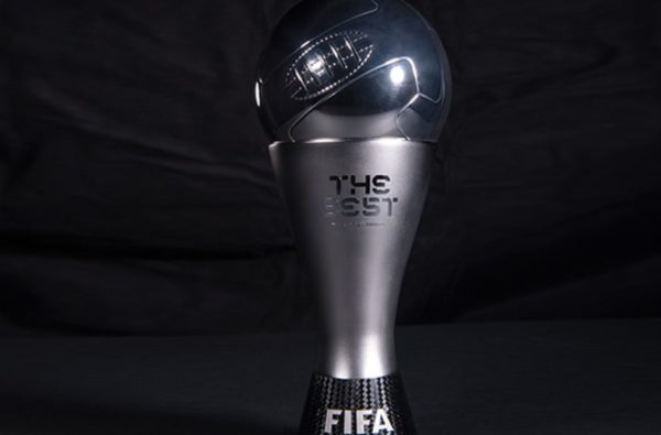 El premio The Best FIFA Football Awards. /Foto: Internet