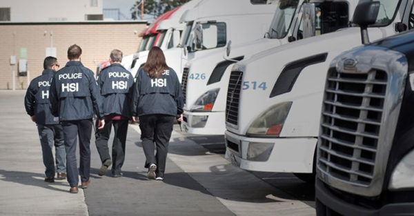 Unauthorized workers often use stolen identities of legal U.S. workers, said Derek Benner. /Photo: Courtesy ICE