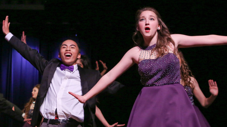 Mundelein High School's vocal groups will perform in a free Autumn Concert. /Photo: Courtesy of MHS