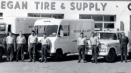 Waukegan Tire was founded in 1968 by Gerald (Jerry) Nerheim. /Foto: Courtesy WT