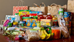 Woodland Schools will host a holiday food drive through December 10 to help children in our schools and their families. /Photo: PF Staff