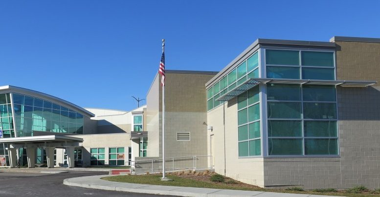 Fitness and Aquatic Center is located at 800 N. Baldwin Avenue, Waukegan. /Photo: Courtesy WPD