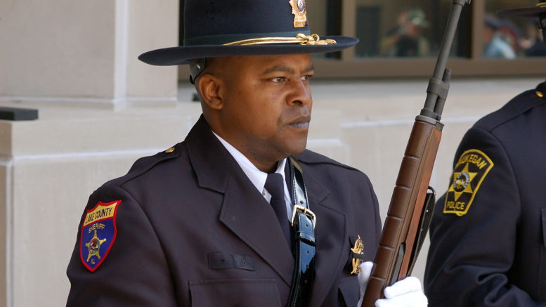 Corrections Deputy Chief William Thornton. /Photo: Courtesy LCS