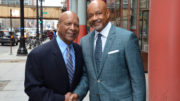 Secretary of State Jesse White is endorsing current Zion City Commissioner Billy McKinney. /Photo: Courtesy BM