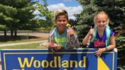 Woodland Elementary West would like to recognize the following students for becoming ROAR Kids. /Photo: Courtesy WEW