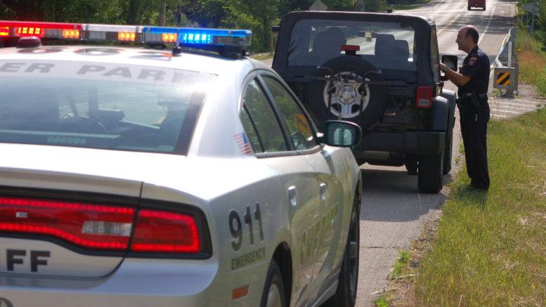 Police will conduct a traffic safety initiative on Route 59