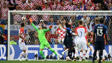 Francia gana su segunda Copa Mundial y Croacia es subcampeona. /Foto: Internet
