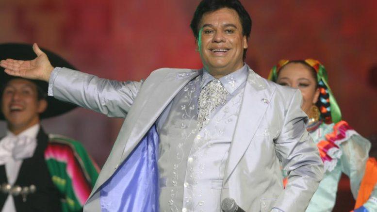 El Divo de Juárez deja un legado musical muy extenso. /Foto: Internet