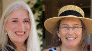 Susan Malter (Izquierda) y Ann Maine (Derecha).