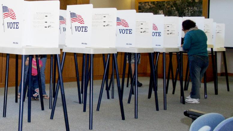 Haga valer su derecho al voto. /Foto: PF News