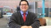 El alderman David Villalobos busca la reelección el 2 de abril. /Foto: J. Zambrano