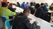 Asista a las clases gratuitas para la ciudadanía. /Foto: Cortesía MM