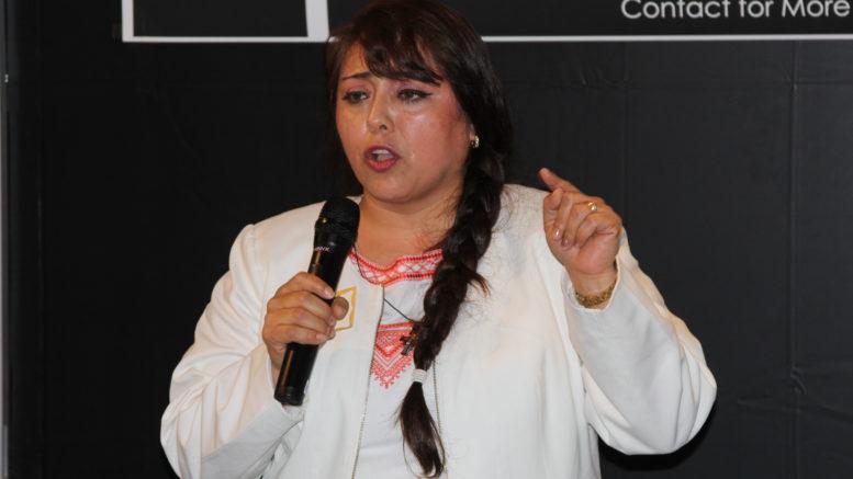 Yuridia Carbajal. /Foto: J. Zambrano