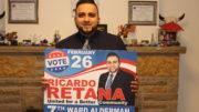 Ricardo Renata, busca un puesto en el Distrito 7. /Foto: J. Zambrano
