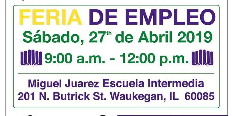 District 60 to Host Job Fair April 27 – Puro Futbol